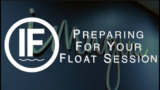 Instructions for our First Time Floaters