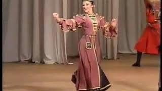 Ансамбль Кабардинка   Танец Моздокских Черкесов
