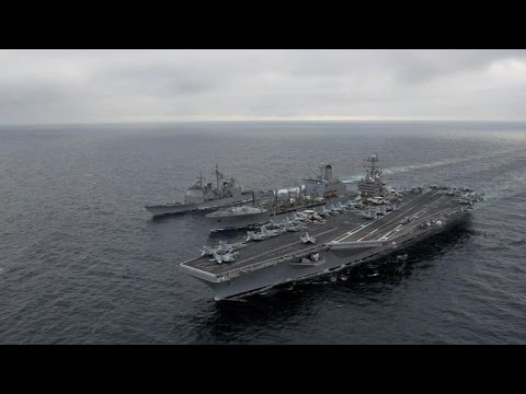 USS Abraham Lincoln back in service after major makeover