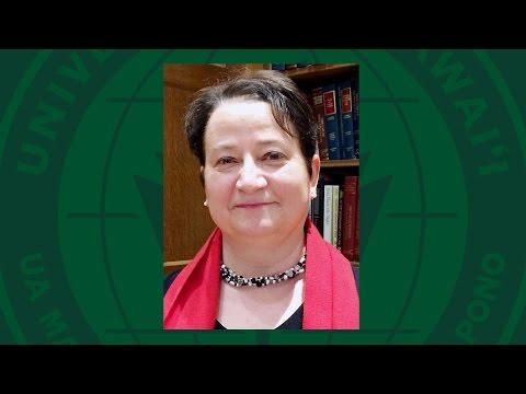 UH Manoa chancellor finalist Lauren Robel