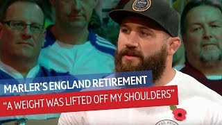 Joe Marler explains his retirement from England Rugby | Rugby Tonight