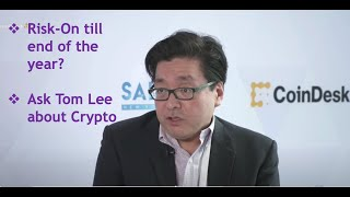 2021 SALT Banking Conference: Risk-on till end of the year? | ask Tom hard questions about crypto