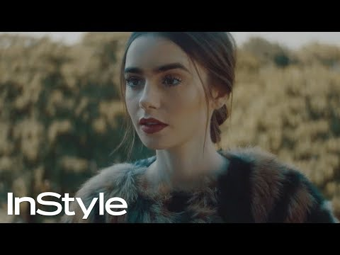Clare Waight Keller & Lily Collins | InStyle