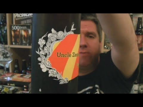 Siren / B. Nektar - Uncle Zester (Sour Citrus Braggot)- HopZine Beer Review