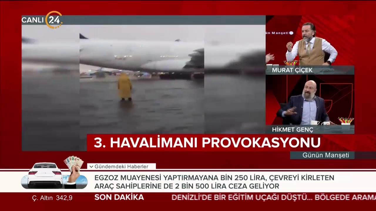 3. Havalimanı provokasyonu