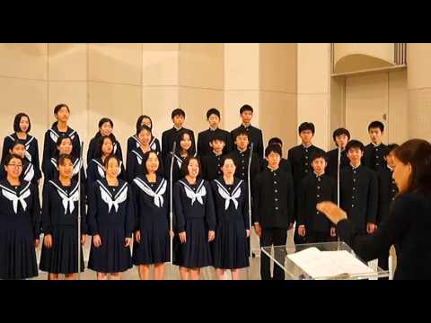 20141101 19 名古屋市立神沢中学...