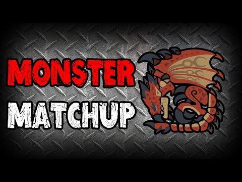 MONSTER MATCHUP - Rathalos (Monster Hunter: World) thumbnail