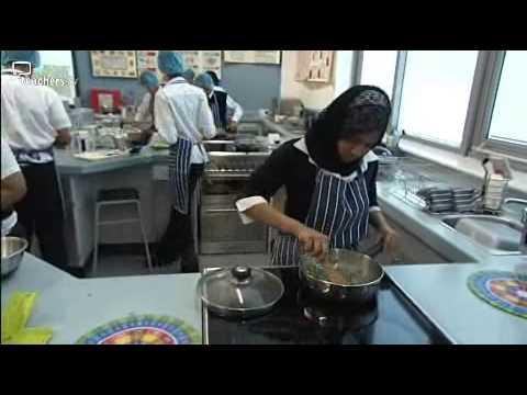 Teachers TV: KS3 Food Technology: 55 Minutes