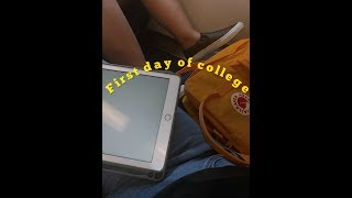 CCNY First Day of School// Vlog 7