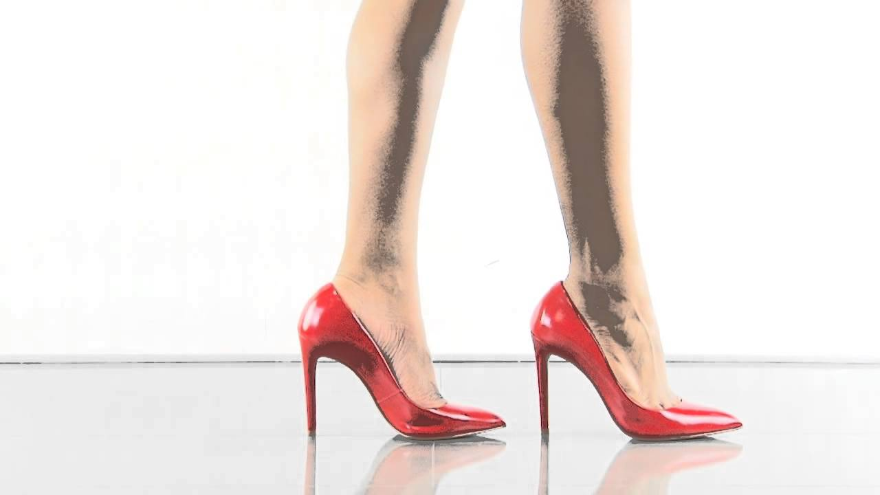 bbea26f7389 Proto in Red Leather Steve Madden - YouTube
