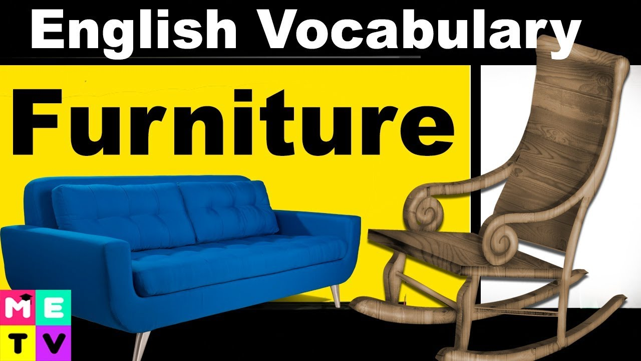 Living Room Vocabulary english vocabulary 😃 | furniture | 🛋 🛌| | living room and