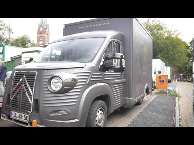 Unser KERNenergie Food Truck