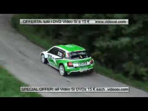 33° Rally Due Valli 2015 Ps 7 Cà Del Diaolo Curvone Dx VIDEO SI