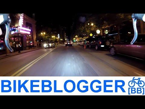 Cycling After Dark New Moon Friday Nightlife STL City Bike Blogger