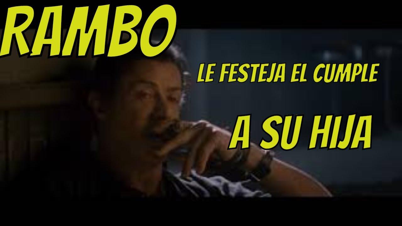 RAMBO LE FESTEJA EL CUMPLE A SU HIJA 🤣🤣🤣🤣🤣🤣🤣🤣