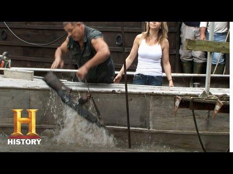 Ax Men: Shelby's Swamp Gun | History
