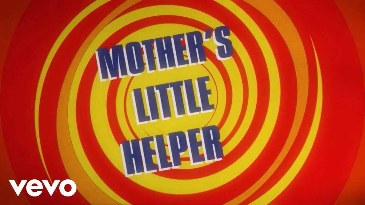 The Rolling Stones - Mother's Little Helper (Official Lyric Video) #1