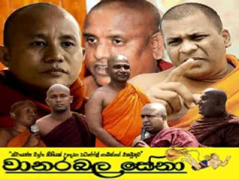 What's happening to buddhism in Sri Lanka - 1
