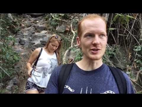 Digital Nomad Vlog: Doi Suthep National Park Hiking in Chian