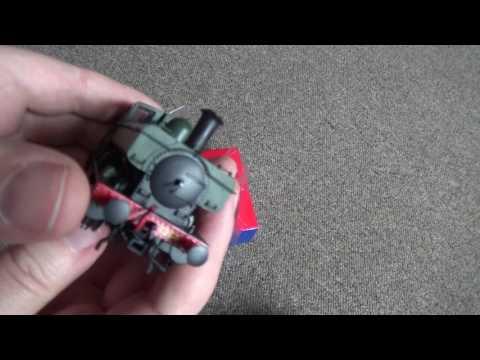 Heljan 1366 Pannier Unboxed review Part 1