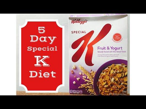 Special K Diet 5 Day Challenge