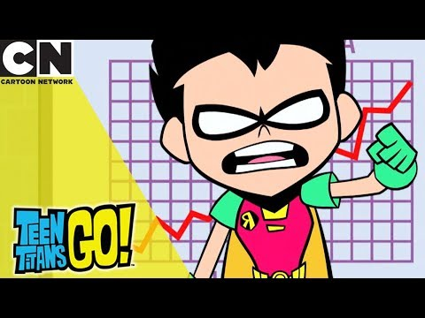 Teen Titans Go! | What is the Fourth Wall? | Cartoon Network