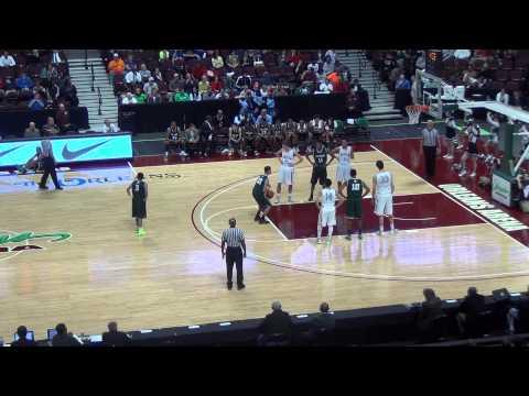 Gorman vs Hug Semi finals 2-21-2013 at Orleans Arena