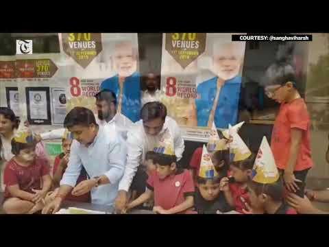 Gujarat bakery celebrates Modi's b'day by giving health kits to 17,000 children thumbnail