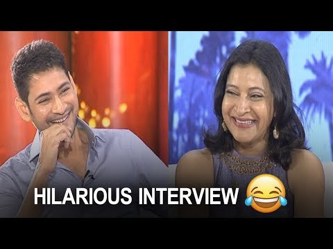 Mahesh Babu hilarious interview with Manasuku Nachindi Team | Manastars
