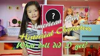 American Girl Historical Characters | Guess What I Got.