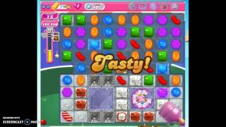 Candy Crush Level 401 w/audio, tips, hints, tricks