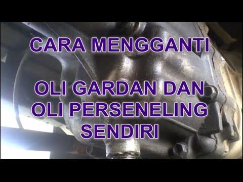 Oli Grand New Avanza Berapa Liter Spesifikasi 2016 Cara Mengganti Gardan Perseneling Sendiri Youtube How To Change Your Own Oil Transmission Gear