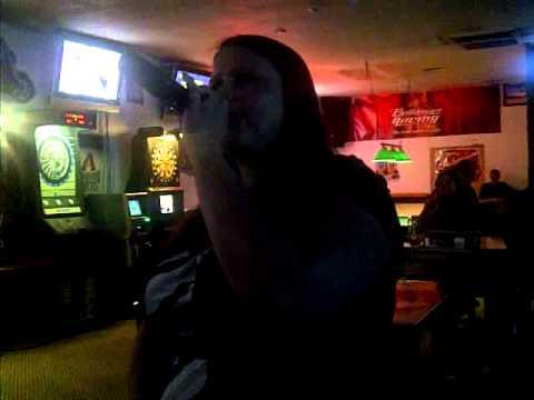 J @ K singing Karaoke
