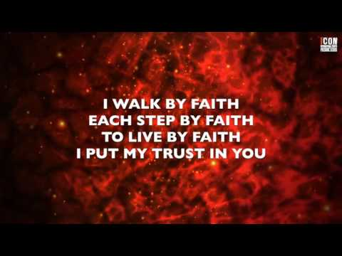 I WALK BY FAITH - The Praise Band [HD]