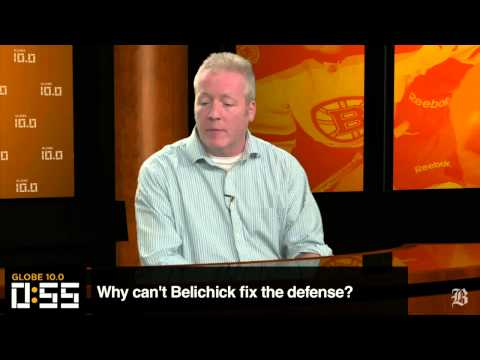 Globe 10.0; Why can't Belichick fix the defense?