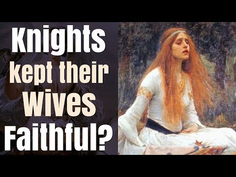 How Medieval Knights Kept their Wives Faithful
