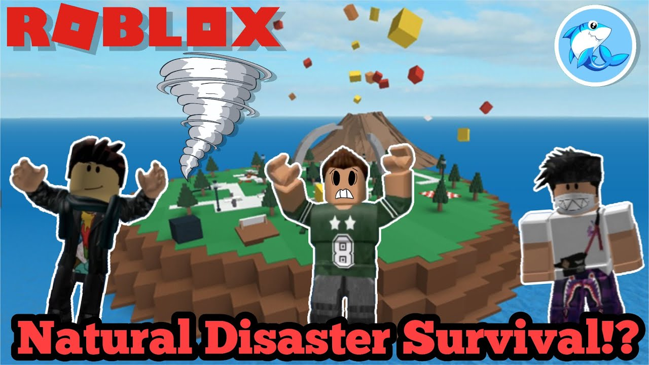 Roblox | Natural Disaster Survival!?
