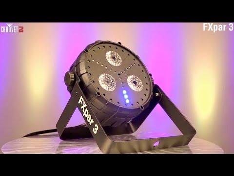 Chauvet DJ FXpar 3 Compact Effect Par Light