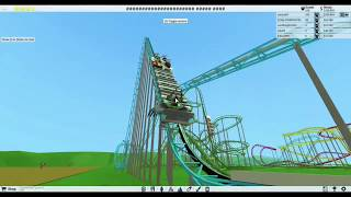 Fury 325 Themenpark Tycoon 2 Roblox