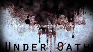 UnderØath - Cries Of The Past with lyrics