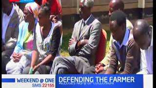 A group of legislators from the North rift region rally behind the list of farmers in the NCPB saga