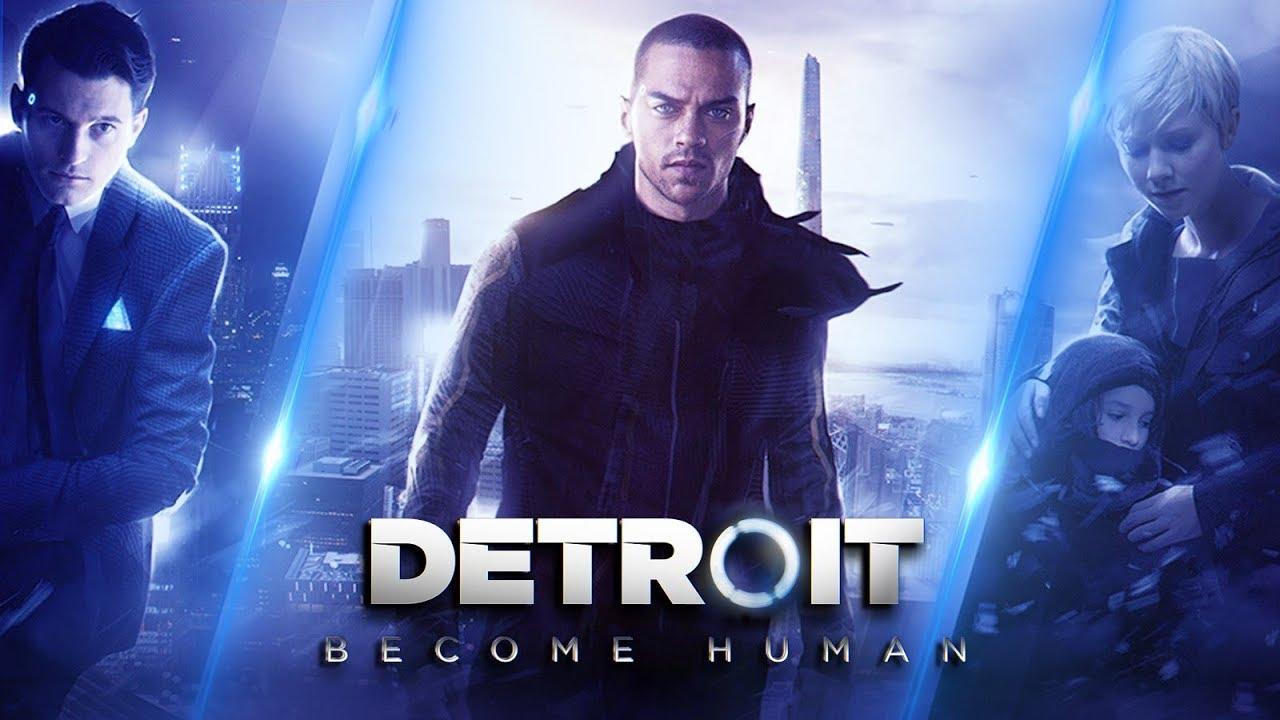 Zagrajmy w Detroit Become Human #1 - PEŁNA WERSJA GRY! - Polski gameplay - 4K
