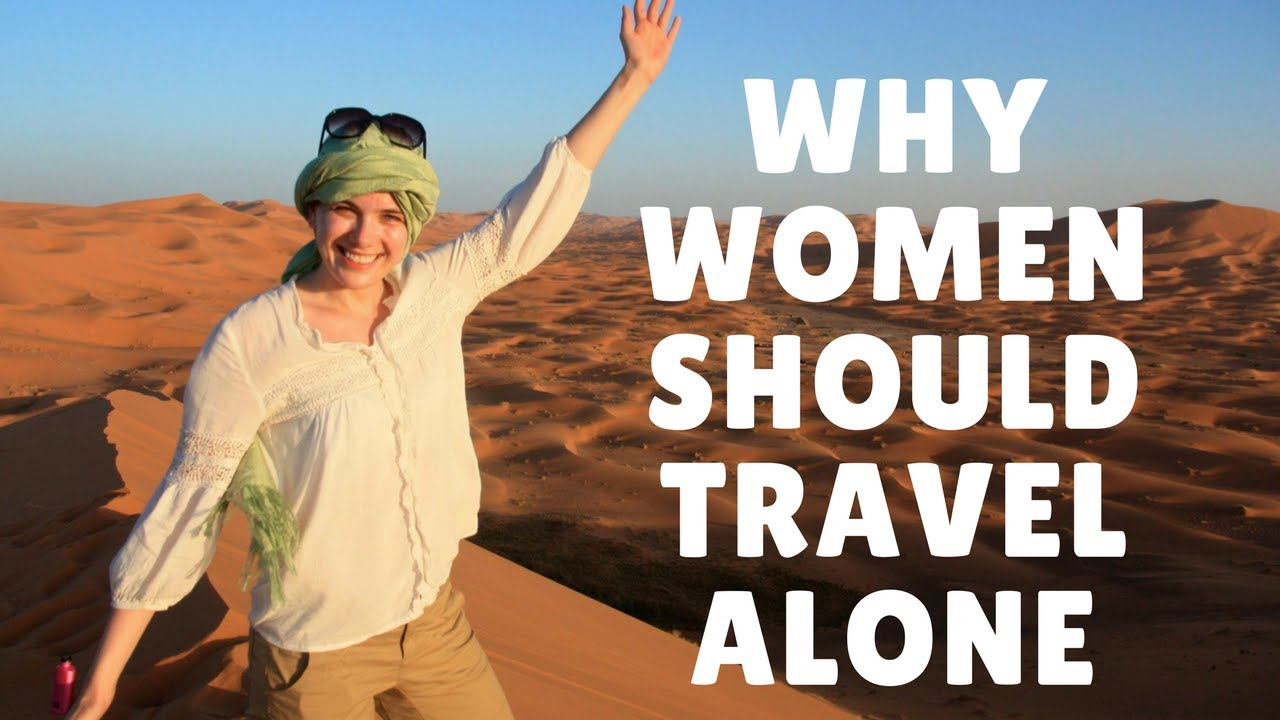 why to travel alone