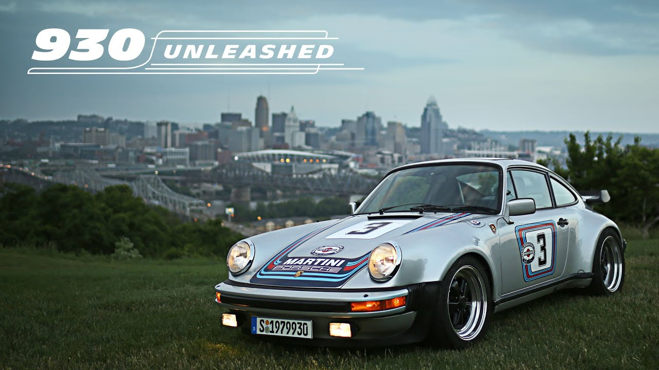This Porsche 930 Has Been Unleashed Youtube
