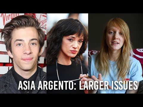 Asia Argento and Jimmy Bennett: This is not a 'Teenage Dream'