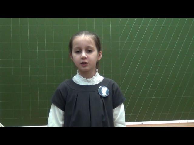 Изображение предпросмотра прочтения – ДарьяКоньшина читает произведение «Девочка и пластилин» Э.Н.Успенского
