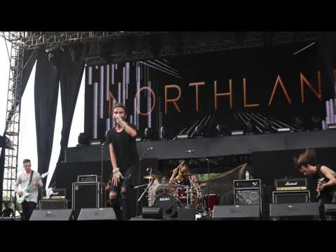 LIVE // Northlane - Citizen at Hammersonic Festival 2017, Ecovention, Ancol, Jakarta, Indonesia