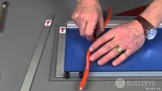Rudi Gritsch G-Manu Glass Cutting System Demonstration