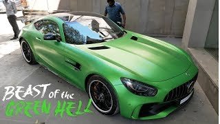 Heavily specced Mercedes AMG GTR in India | Bangalore | BrenGarage