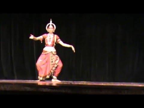 Odissi Durga by Supradipta Datta